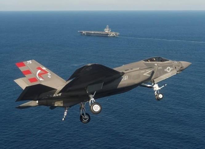 Rắc rối với máy bay tàng hình '3 trong 1' F-35 ảnh 3
