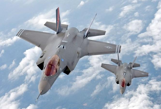 Rắc rối với máy bay tàng hình '3 trong 1' F-35 ảnh 1
