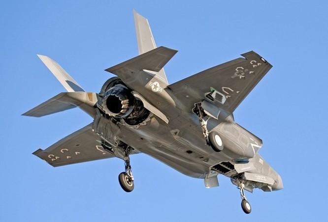 Rắc rối với máy bay tàng hình '3 trong 1' F-35 ảnh 2