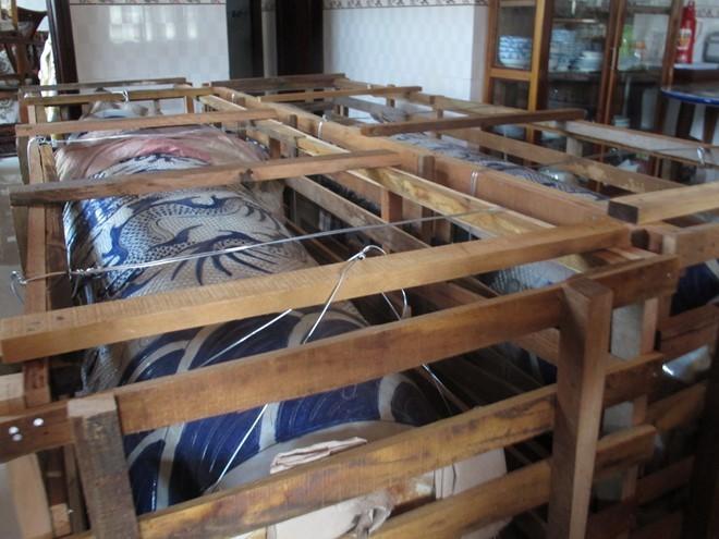 Thợ từ Bắc Ninh vào tháo dỡ biệt phủ không phép trên núi Hải Vân ảnh 5