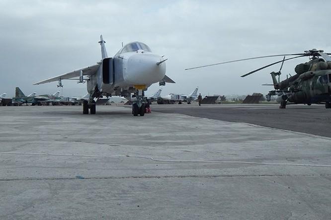 Lực lượng Nga tại Syria còn bao nhiêu sau khi rút quân? ảnh 6