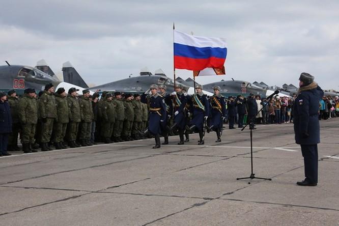 Lực lượng Nga tại Syria còn bao nhiêu sau khi rút quân? ảnh 4