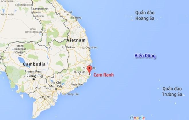 'Cảng Cam Ranh sẽ ngăn mưu đồ bá quyền ở Biển Đông'