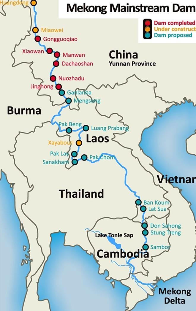 Hạn mặn sông Mekong: Thảm họa được báo trước ảnh 2