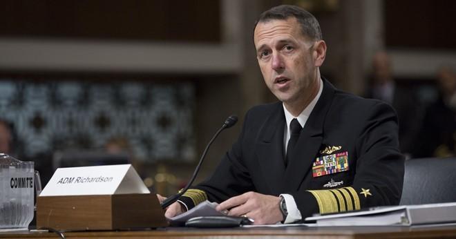 Hải quân Mỹ: Trung Quốc có thể bồi lấp ở bãi Scarborough ảnh 1