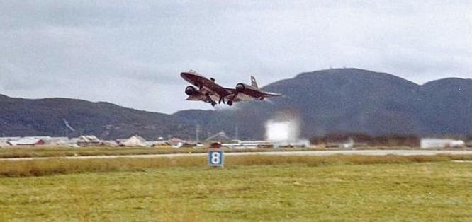 Lần hạ cánh khẩn của máy bay SR-71 khi đang do thám Liên Xô ảnh 5