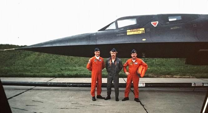 Lần hạ cánh khẩn của máy bay SR-71 khi đang do thám Liên Xô ảnh 3