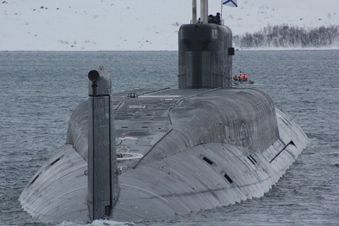 Video kỷ niệm 110 năm thành lập lực lượng tàu ngầm Nga ảnh 1