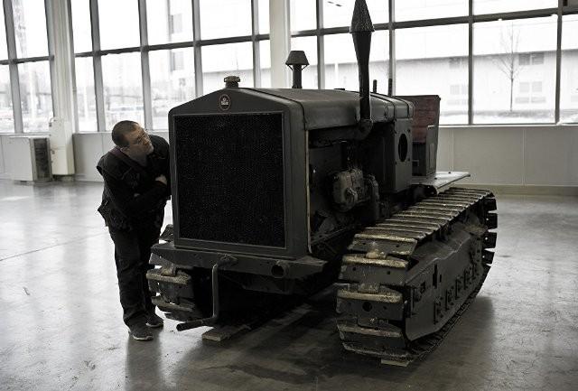 Đã mắt với dàn xe quân sự Thế chiến thứ 2 ảnh 9