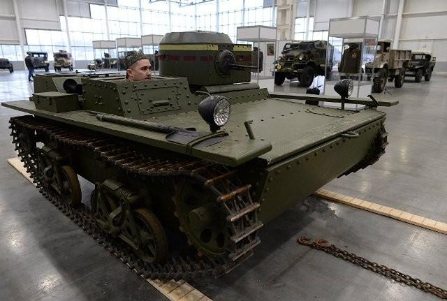 Đã mắt với dàn xe quân sự Thế chiến thứ 2 ảnh 10
