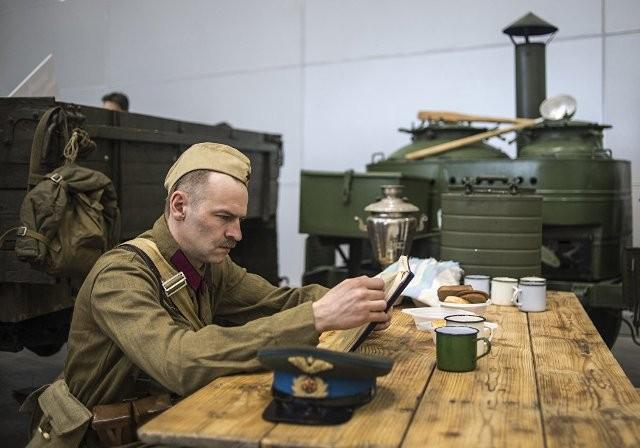 Đã mắt với dàn xe quân sự Thế chiến thứ 2 ảnh 2