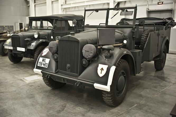 Đã mắt với dàn xe quân sự Thế chiến thứ 2 ảnh 3