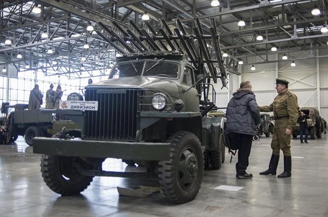 Đã mắt với dàn xe quân sự Thế chiến thứ 2 ảnh 4