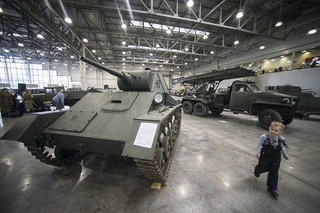 Đã mắt với dàn xe quân sự Thế chiến thứ 2 ảnh 6