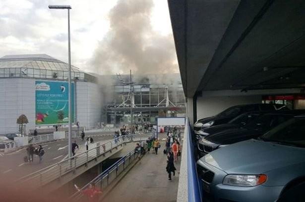 Tấn công khủng bố liên tiếp ở Bỉ: 34 người chết ảnh 12