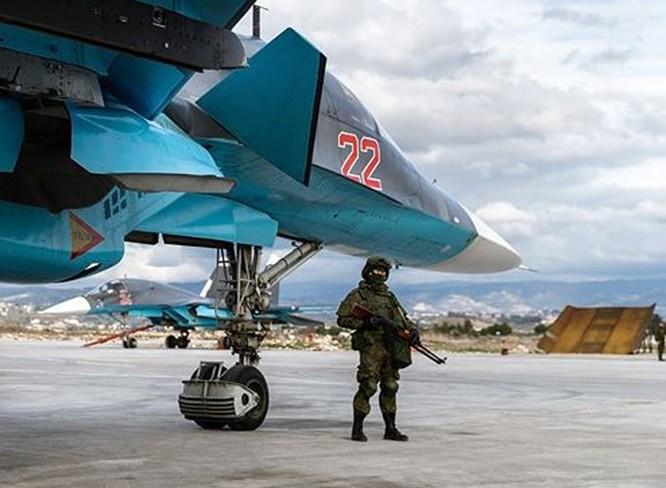 Tin thêm về Đặc nhiệm Nga đã gọi máy bay ném bom chính mình khi bị IS bao vây ảnh 3