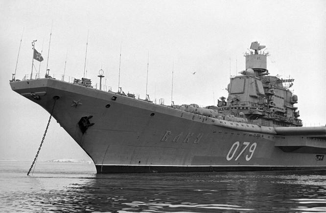 Lịch sử các tàu sân bay của Nga và Liên Xô ảnh 10