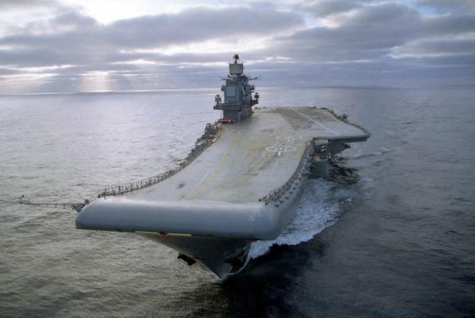 Lịch sử các tàu sân bay của Nga và Liên Xô ảnh 1