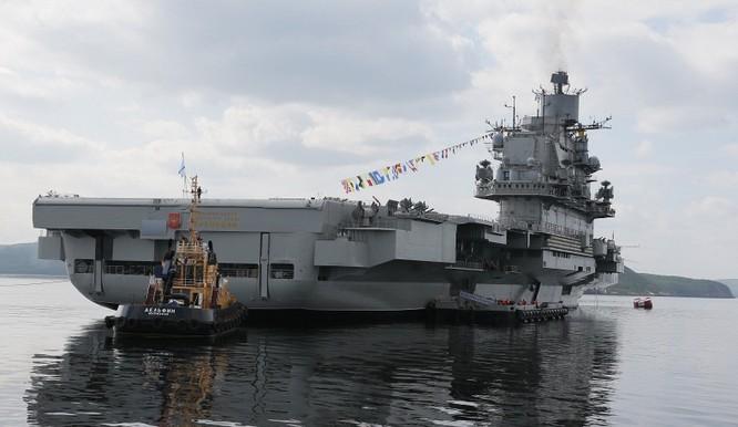 Lịch sử các tàu sân bay của Nga và Liên Xô ảnh 2