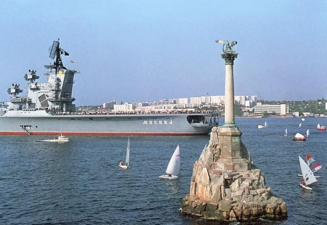 Lịch sử các tàu sân bay của Nga và Liên Xô ảnh 3