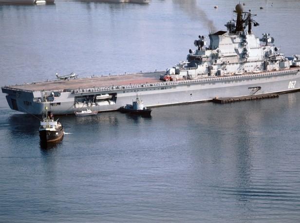 Lịch sử các tàu sân bay của Nga và Liên Xô ảnh 8
