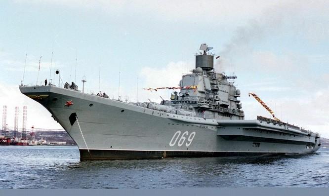 Lịch sử các tàu sân bay của Nga và Liên Xô ảnh 4