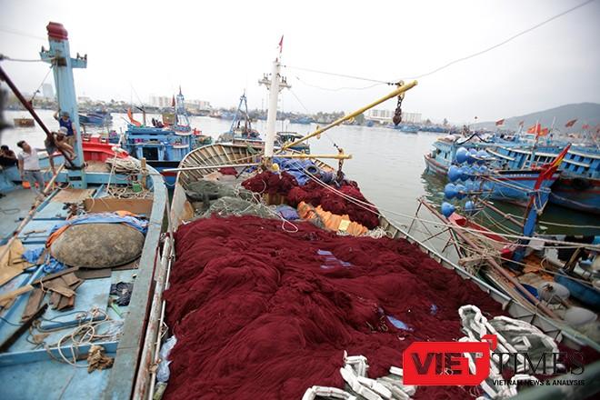 Vì sao ngư dân trả lại tàu cá vỏ thép ? ảnh 1