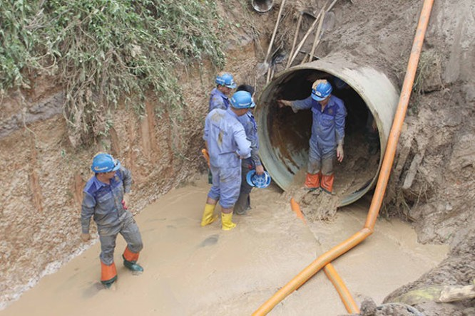 Đường ống nước sông Đà: Chỉ nhà thầu Trung Quốc có hồ sơ hợp lệ (!?) ảnh 1