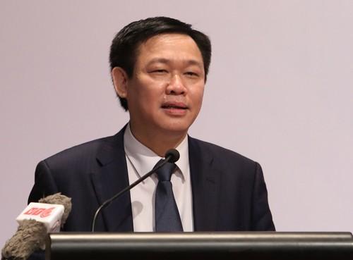 Ông Vương Đình Huệ: Cần giải pháp xóa tình trạng 63 tỉnh, 63 nền kinh tế ảnh 1