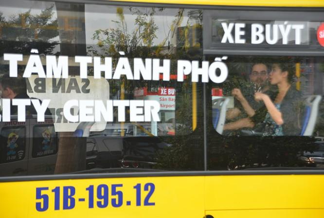 Khám phá xe buýt 5 sao xịn nhất Sài Gòn ảnh 15