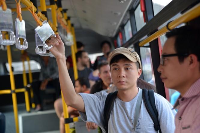 Khám phá xe buýt 5 sao xịn nhất Sài Gòn ảnh 14