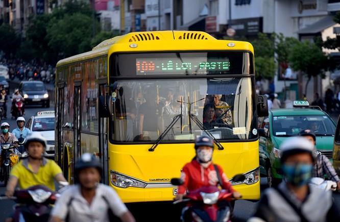 Khám phá xe buýt 5 sao xịn nhất Sài Gòn ảnh 17