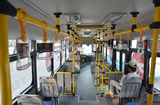 Khám phá xe buýt 5 sao xịn nhất Sài Gòn ảnh 3