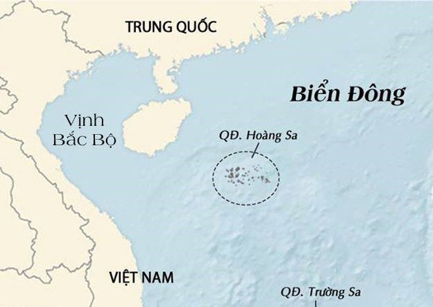 Giàn khoan HD-981 lại vào vùng chồng lấn trên Biển Đông ảnh 1
