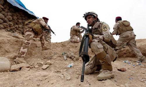 Video Đội quân chống IS chưa đánh đã chạy của Iraq ảnh 2