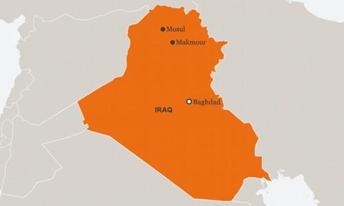 Video Đội quân chống IS chưa đánh đã chạy của Iraq ảnh 1