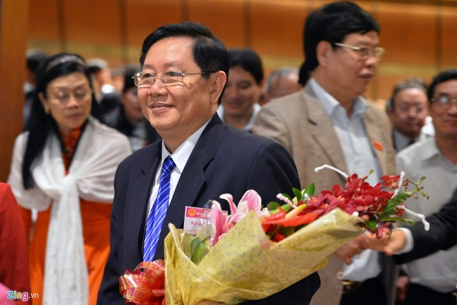 Tân phó thủ tướng, bộ trưởng rạng rỡ ngày nhậm chức ảnh 5