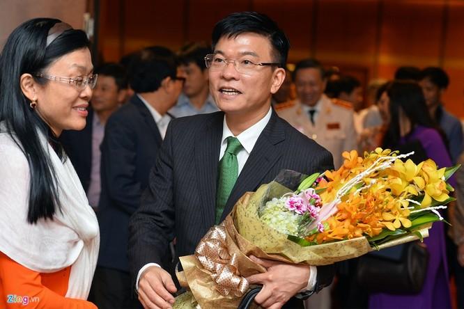 Tân phó thủ tướng, bộ trưởng rạng rỡ ngày nhậm chức ảnh 6