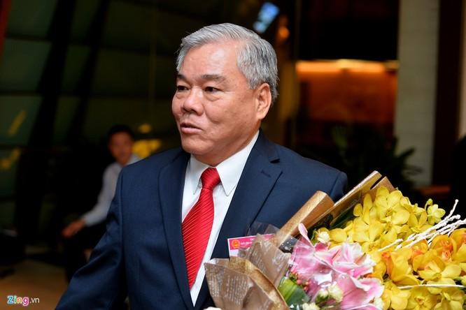 Tân phó thủ tướng, bộ trưởng rạng rỡ ngày nhậm chức ảnh 7