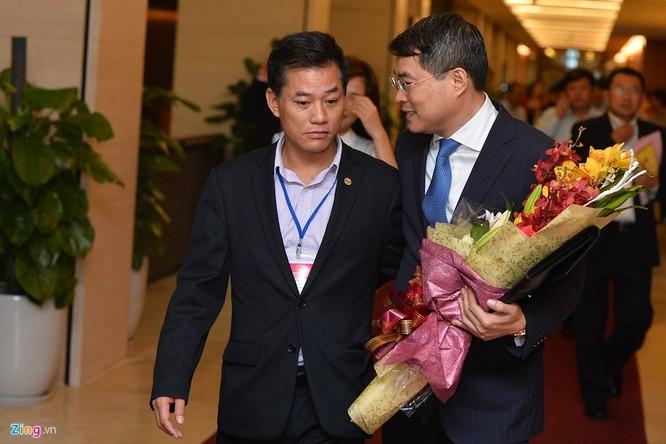 Tân phó thủ tướng, bộ trưởng rạng rỡ ngày nhậm chức ảnh 10