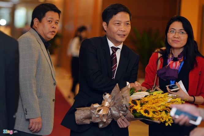 Tân phó thủ tướng, bộ trưởng rạng rỡ ngày nhậm chức ảnh 11