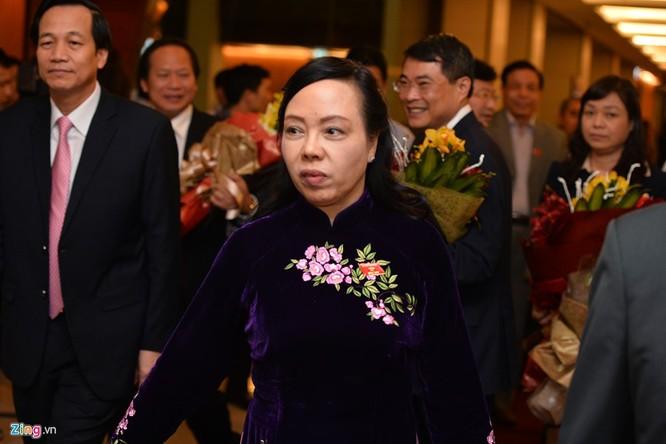 Tân phó thủ tướng, bộ trưởng rạng rỡ ngày nhậm chức ảnh 4