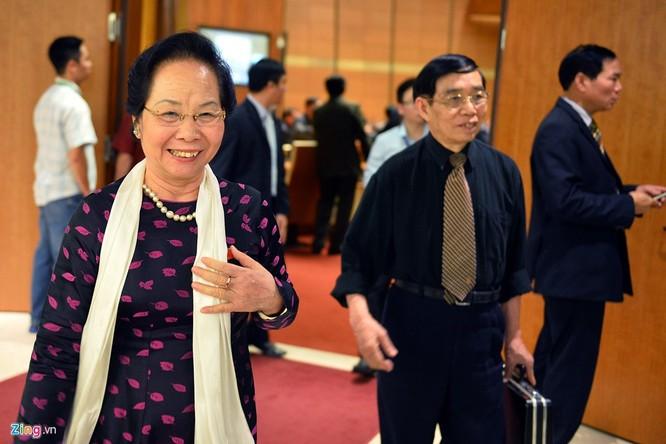 Giây phút chia tay của các đại biểu Quốc hội khóa XIII ảnh 2