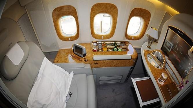Video Emirates, hãng sở hữu máy bay khổng lồ A380 nhiều nhất thế giới ảnh 3