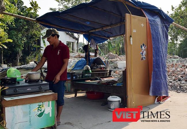 Đến khi nào hơn chục hộ dân thôn Mân Quang 1 mới thoát khỏi cảnh