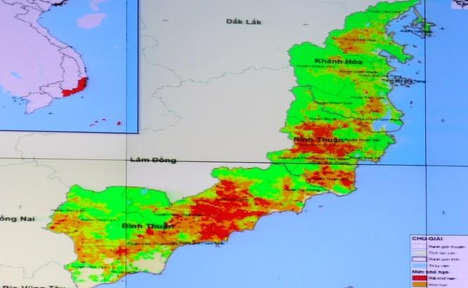 Hạn hán và mặn xâm nhập đã gây thiệt hại gần 5.200 tỷ đồng, 390.000 hộ dân khốn đốn ảnh 1