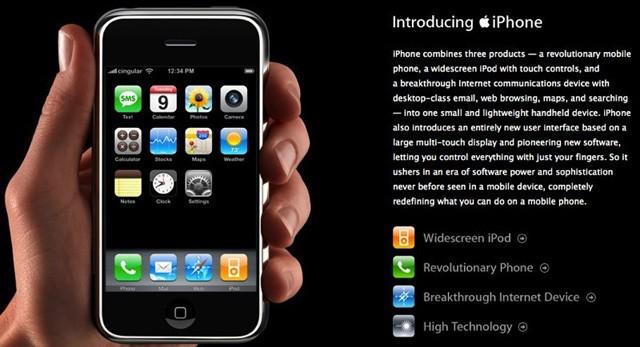 """Bạn sẽ giật mình khi đọc lại bài review """"ném đá"""" iPhone vào năm 2007 ảnh 3"""