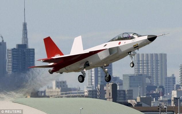 Video Máy bay tàng hình X-2 của Nhật đã bay thử thành công ảnh 1