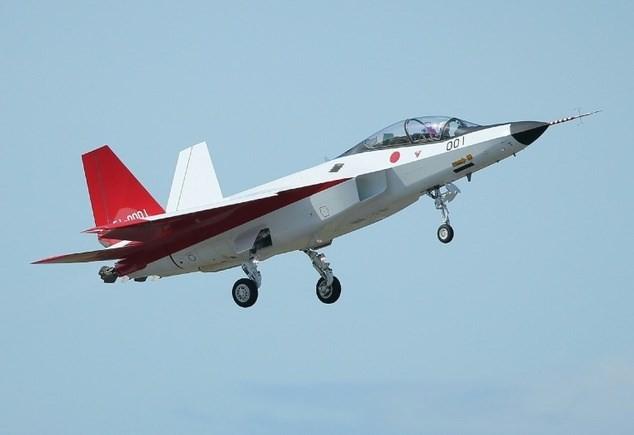 Video Máy bay tàng hình X-2 của Nhật đã bay thử thành công ảnh 2