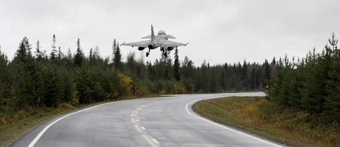 Việt Nam có thể mua 12 tiêm kích Gripen của Thụy Điển ảnh 2